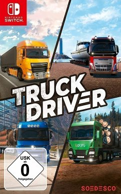 Truck Driver (Nintendo Switch) Produktbild