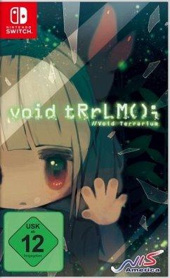 void tRrLM; //Void Terrarium - Limited Edition (Nintendo Switch) Produktbild