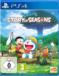 Doraemon Story of Seasons (PlayStation 4) Produktbild