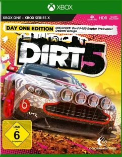 DIRT 5 - Day One Edition (Xbox One) Produktbild