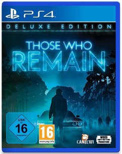 Those Who Remain Deluxe (PlayStation 4) Produktbild