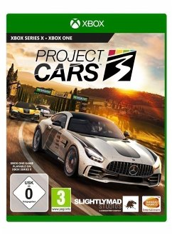 Project Cars 3 (Xbox One) Produktbild