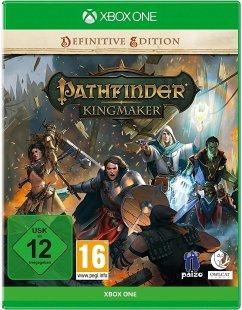 Pathfinder: Kingmaker Definitive Edition (XBox One) Produktbild