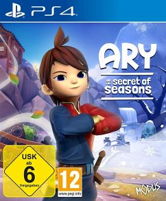 Ary and the Secret of Seasons (PlayStation 4) Produktbild