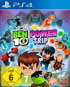 Ben 10: Power Trip! (PlayStation 4) Produktbild
