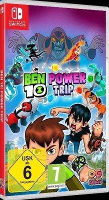 Ben 10: Power Trip! (Nintendo Switch) Produktbild