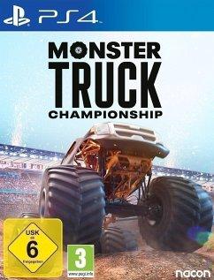 Monster Truck Championship (PlayStation 4) Produktbild