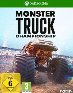Monster Truck Championship (Xbox One) Produktbild