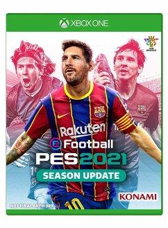 eFootball PES 2021 Season Update (Xbox One) Produktbild