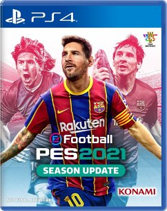 eFootball PES 2021 Season Update (PlayStation 4) Produktbild