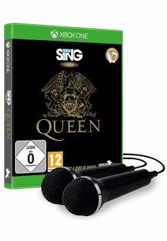 Let's Sing Queen (+ 2 Mics) (Xbox One) Produktbild