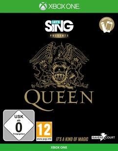 Let's Sing Queen (Xbox One) Produktbild