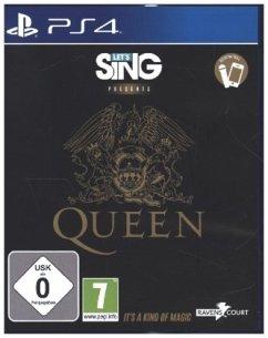 Let's Sing Queen (PlayStation 4) Produktbild