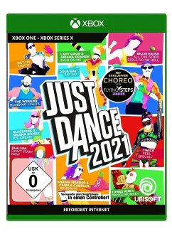 Just Dance 2021 (Smart Delivery) (Xbox One) Produktbild