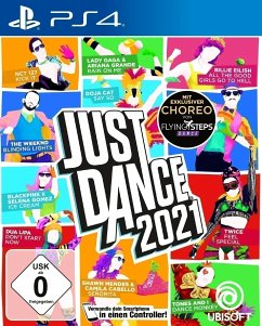 Just Dance 2021 (PlayStation 4) Produktbild