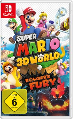 Super Mario 3D World + Bowser's Fury (Switch) Produktbild
