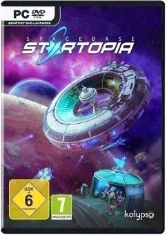Spacebase Startopia (PC) Produktbild