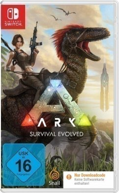 Ark: Survival Evolved [Code In A Box] (Switch) Produktbild