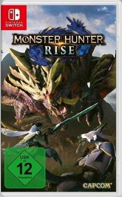 Monster Hunter Rise (Switch) Produktbild