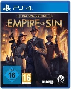 Empire of Sin Day One Edition (PlayStation 4) Produktbild