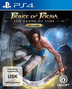 Prince of Persia: The Sands of Time Remake (PlayStation 4) Produktbild