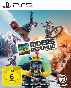 Riders Republic (PlayStation 5) Produktbild