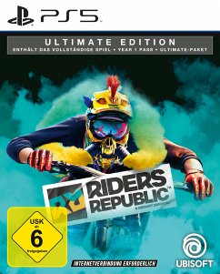 Riders Republic Ultimate Edition (PlayStation 5) Produktbild