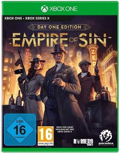 Empire of Sin Day One Edition (Xbox One) Produktbild