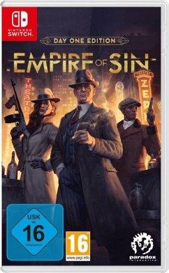 Empire of Sin Day One Edition (Nintendo Switch) Produktbild