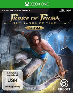 Prince of Persia: The Sands of Time Remake (Xbox One) Produktbild