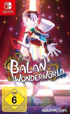 Balan Wonderworld (Nintendo Switch) Produktbild