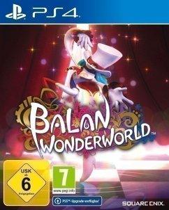 Balan Wonderworld (PlayStation 4) Produktbild