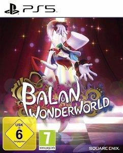 Balan Wonderworld (PlayStation 5) Produktbild