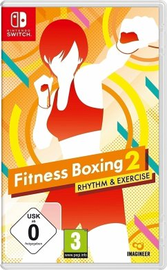 Fitness Boxing 2: Rhythm & Exercise (Switch) Produktbild