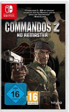 Commandos 2 - HD Remaster (Nintendo Switch) Produktbild