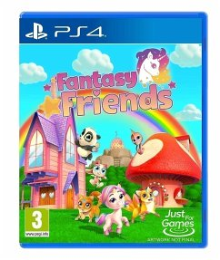 Fantasy Friends (Playstation 4) Produktbild