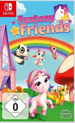 Fantasy Friends - (Nintendo Switch) Produktbild