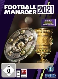 Football Manager 2021 Limited Edition Produktbild