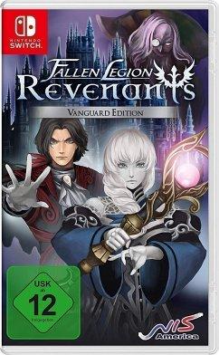 Fallen Legion Revenants Vanguard Edition (Nintendo Switch) Produktbild