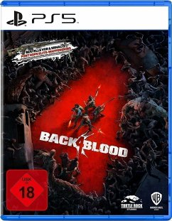 Back 4 Blood (PlayStation 4) Produktbild