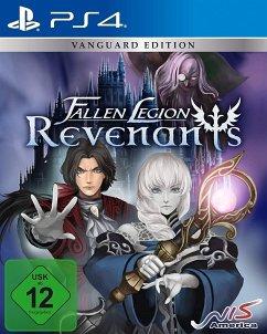 Fallen Legion Revenants Vanguard Edition (PlayStation 4) Produktbild