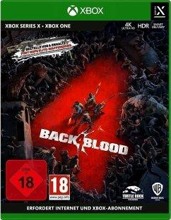 Back 4 Blood (Xbox One) Produktbild
