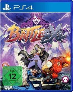 Battle Axe (PlayStation 4) Produktbild
