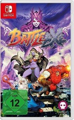 Battle Axe (Nintendo Switch) Produktbild