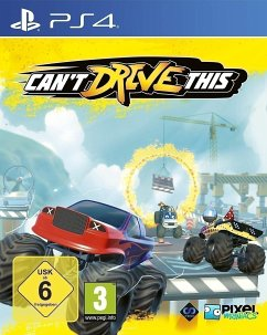 Can't Drive This (PlayStation 4) Produktbild