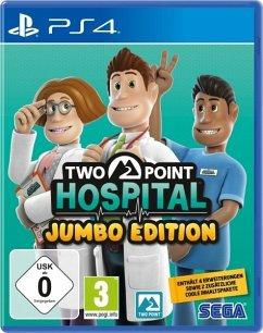 Two Point Hospital: Jumbo Edition (PlayStation 4) Produktbild