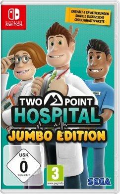 Two Point Hospital: Jumbo Edition (Nintendo Switch) Produktbild