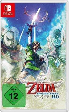 The Legend of Zelda: Skyward Sword HD (Nintendo Switch) Produktbild