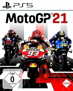 MotoGP 21 (PlayStation 5) Produktbild