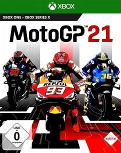 MotoGP 21 (Xbox One) Produktbild